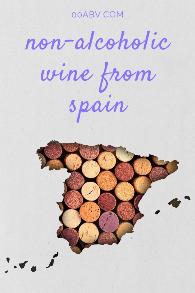Non- Alcoholic Wine From Spain