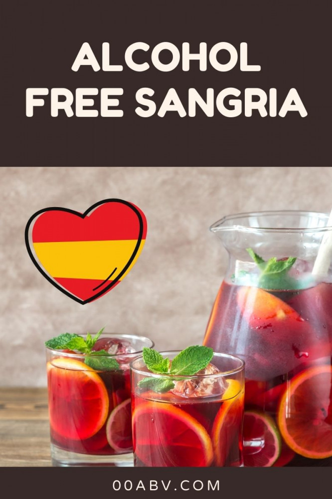 Alcohol Free Sangria