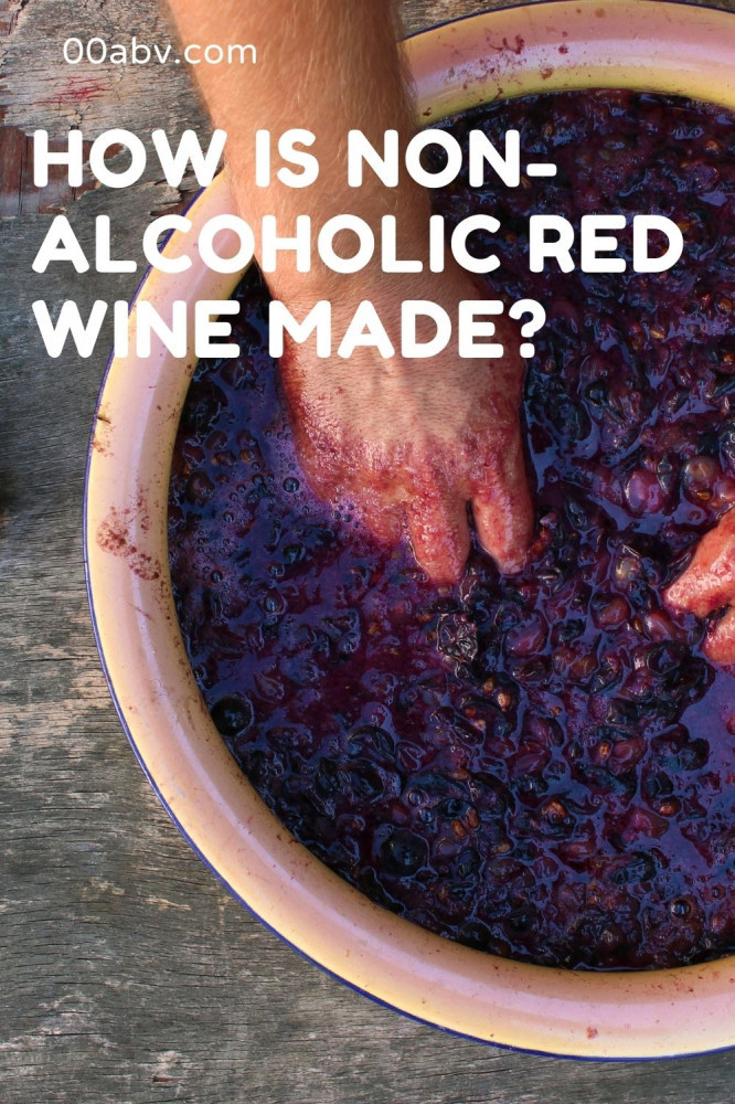 How Is Non-Alcoholic Wine Made?