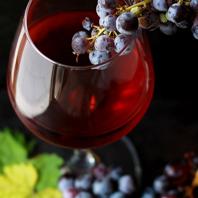 The best non alcohol free wine is not grape juice