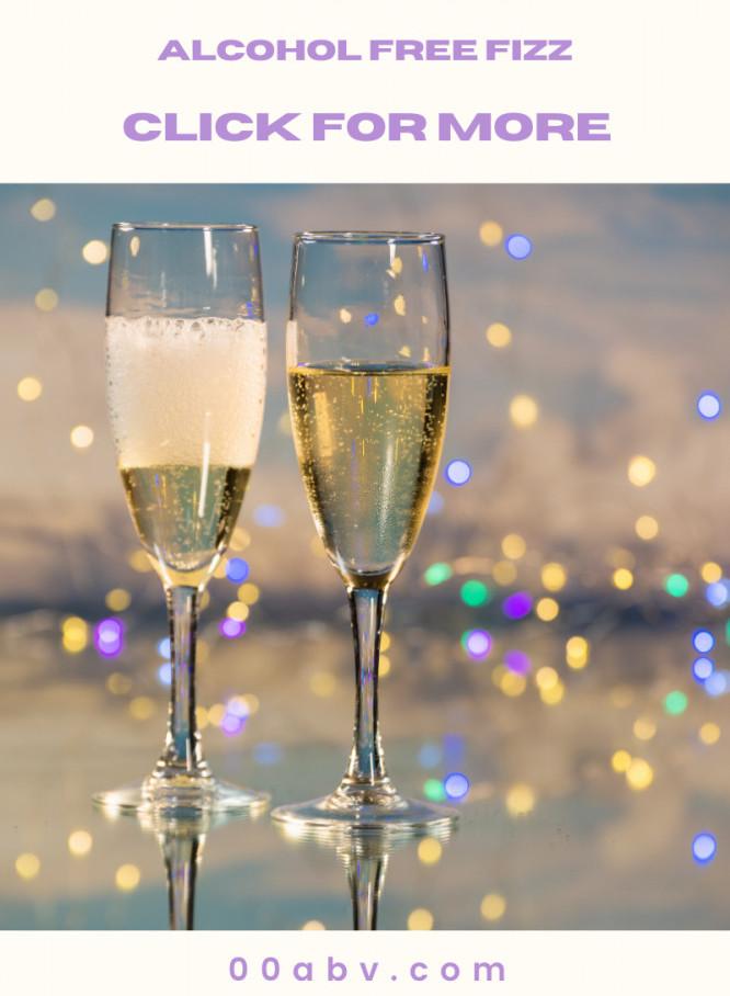 Best Alcohol Alternative Sparkling Wine