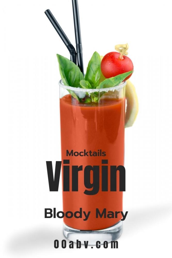 Virgin Bloody Mary 00abv