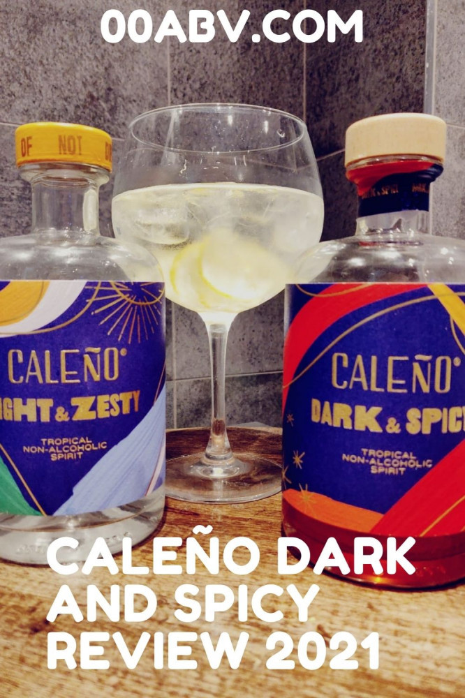 Caleño Dark and Spicy review 2021