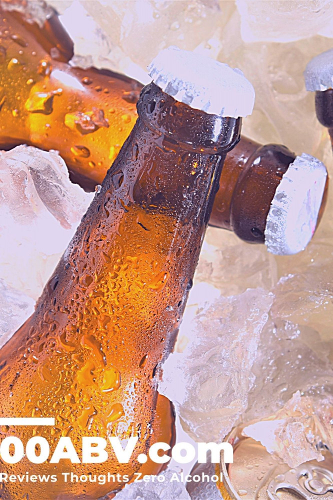 Why are non-alcoholic beers generally in bottles?