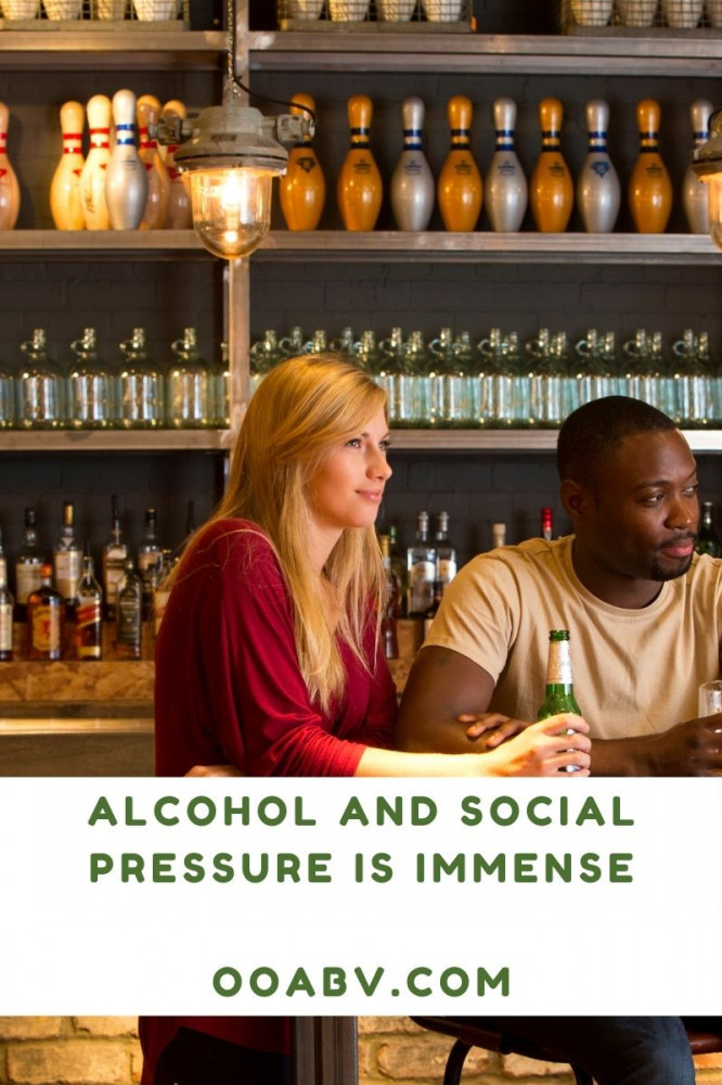 Alcohol and Social Pressure