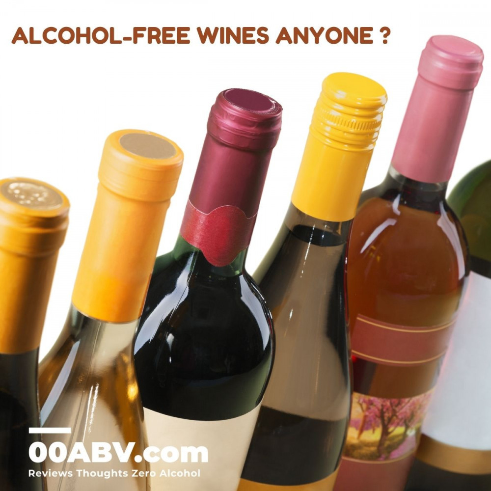 Alcohol-Free Wines have improved