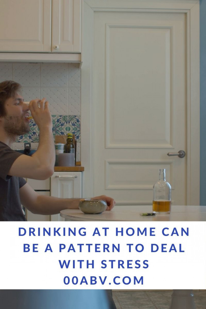 Drinking Alcohol at Home and Stress