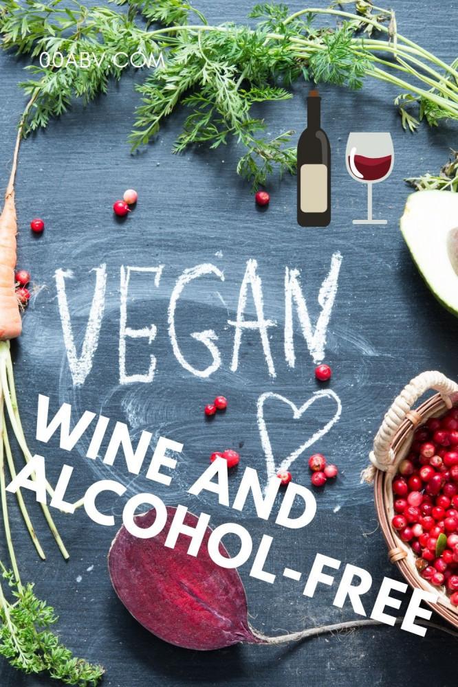 Vegan Wine and Alcohol-Free