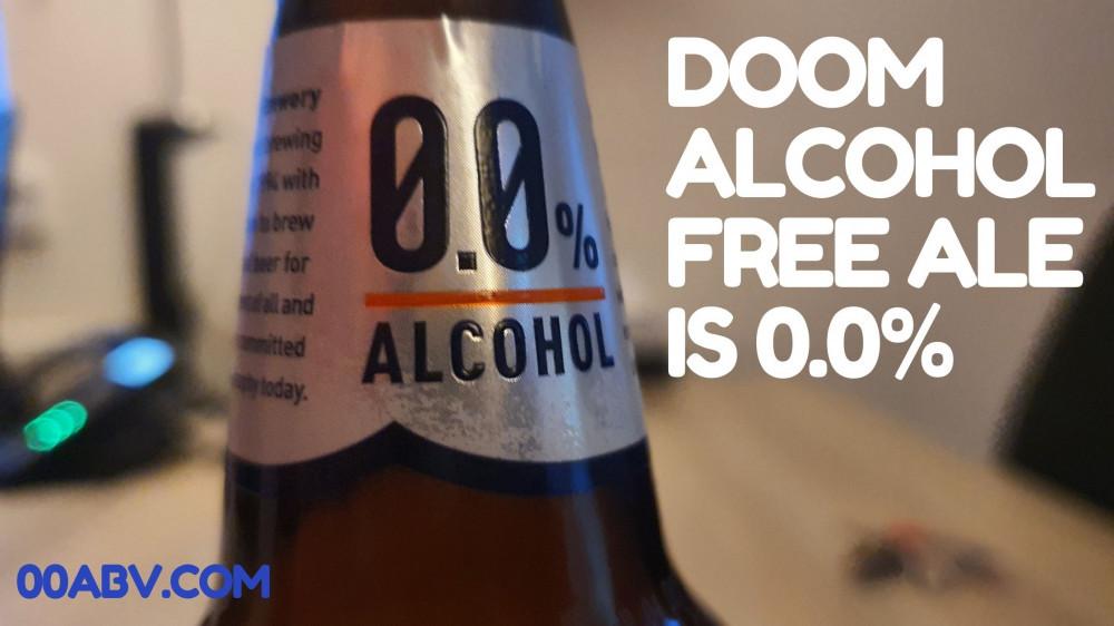Doom Alcohol-Free Ale