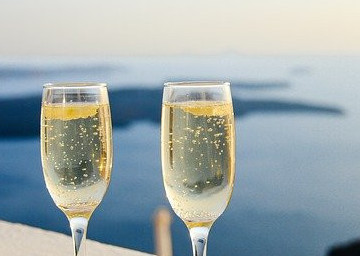 Italian Sparkling Wine Alcohol Free