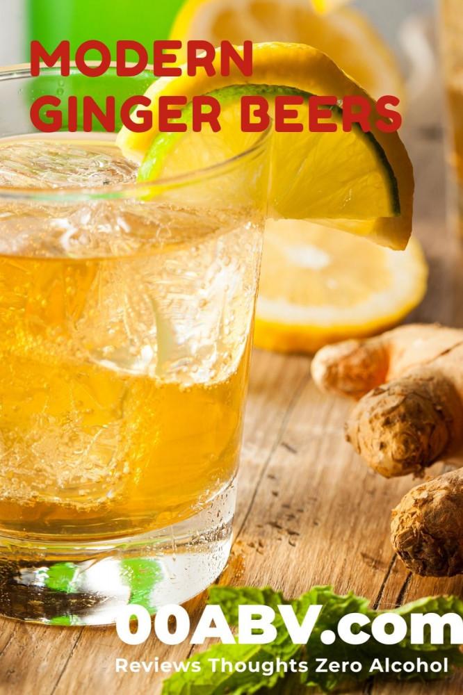 Modern Ginger Beers