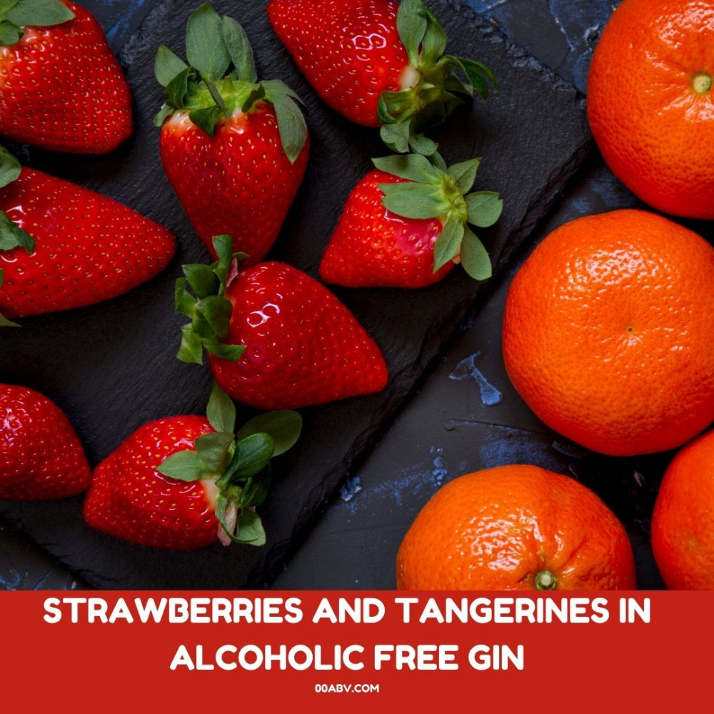 Ginsin Strawberries and Tangerines