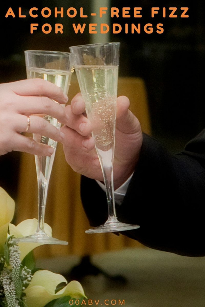 Alcohol-Free Drinks for Weddings