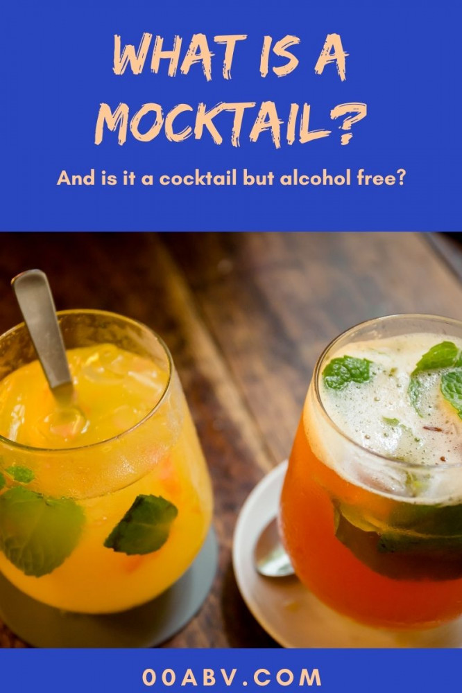 What is a Mocktail ?