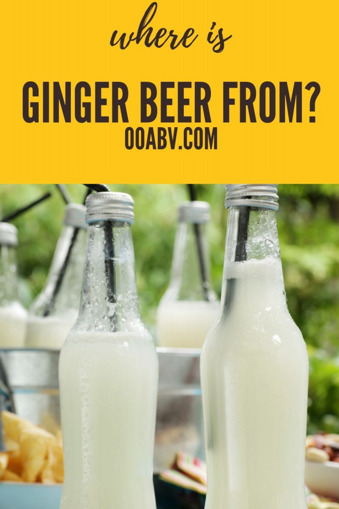Where is Ginger Beer From?