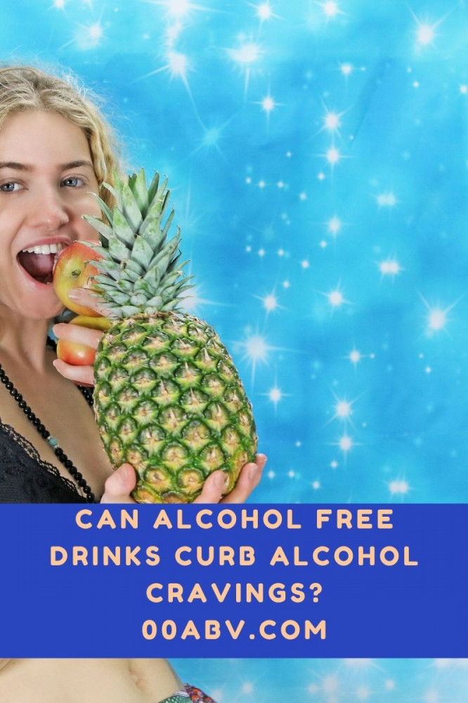 Can Alcohol Free Drinks Curb Alcohol Cravings