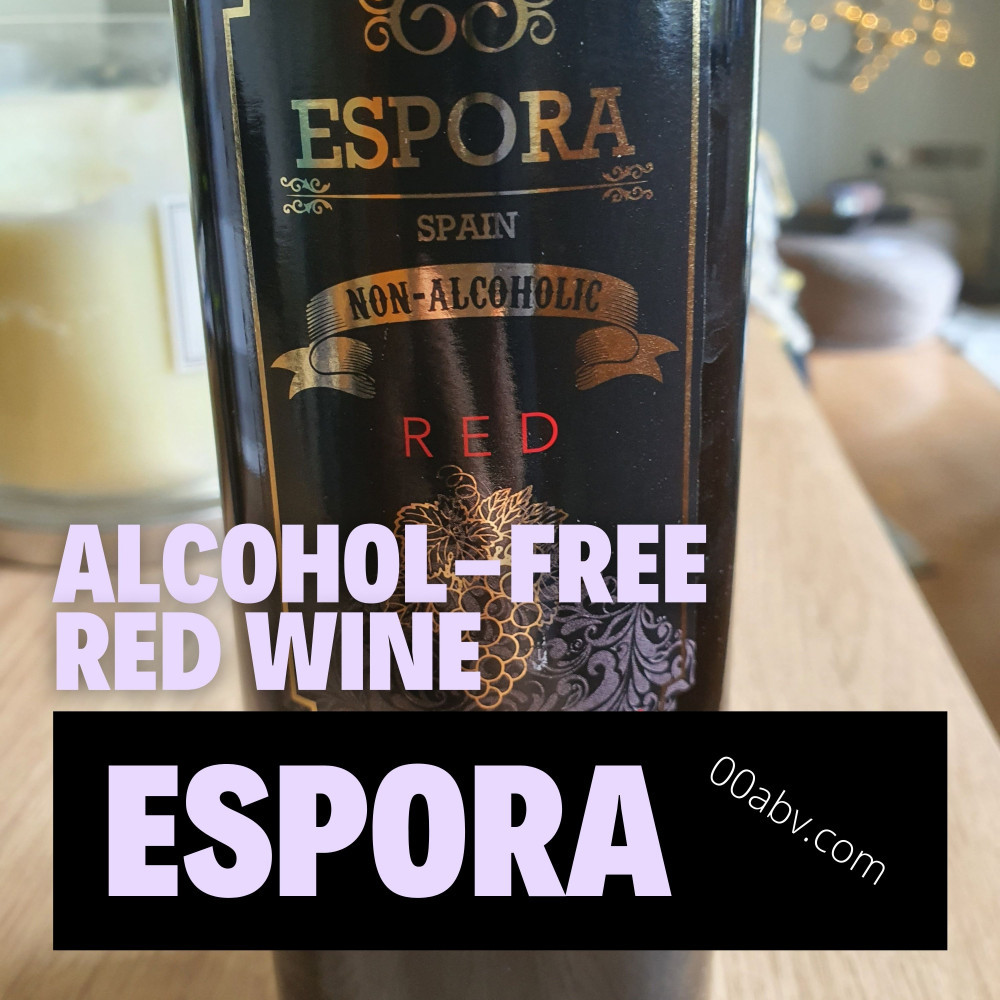 The Alcohol-Free Red Wine Taste Test with Espora Wine