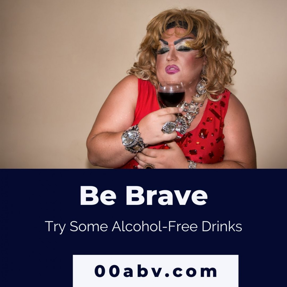 Try Some Alcohol-Free Drinks