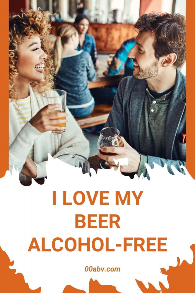I Love Alcohol-Free Beer