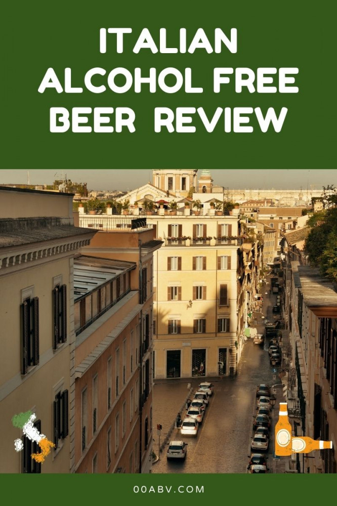 Italian Alcohol Free Beer Review