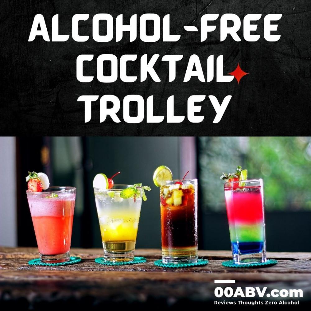 Alcohol-Free Cocktail Bar