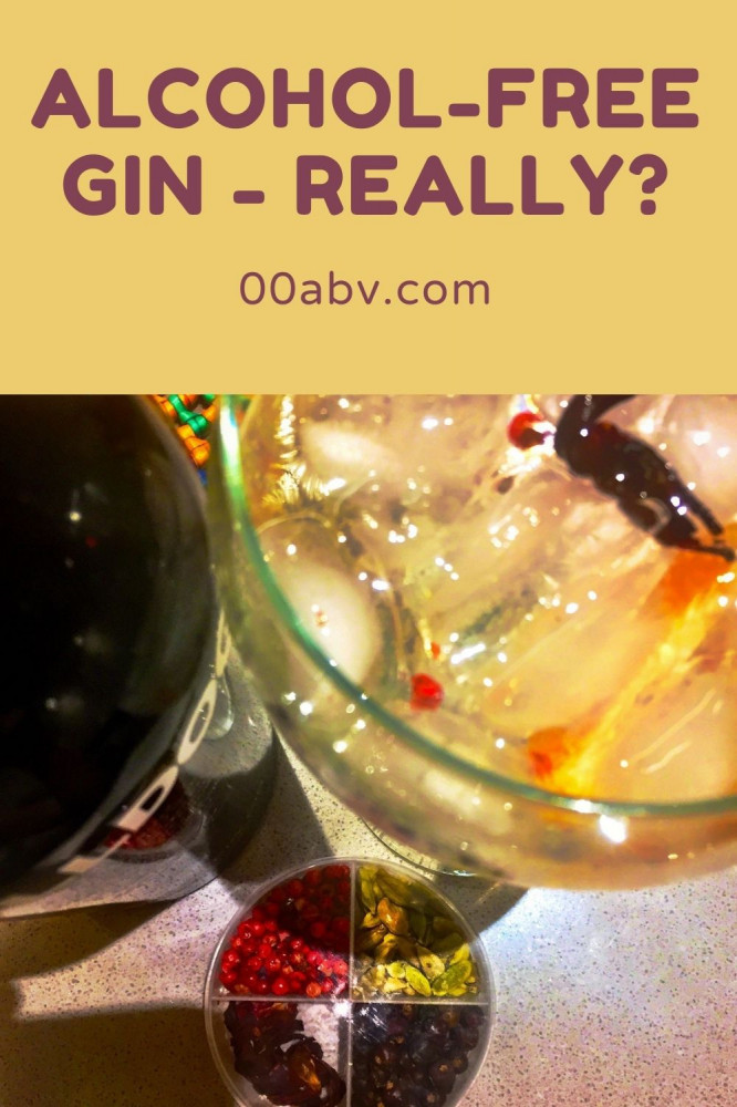 Is Alcohol-Free Gin the real deal?