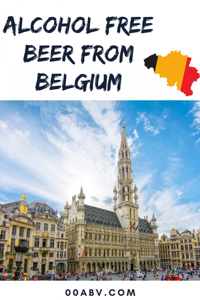 Alcohol Free Beer from Belgium