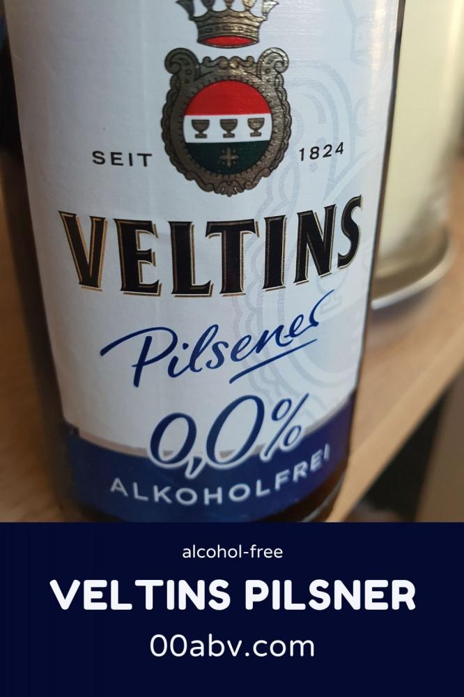 Veltins Pilsner Alcohol-Free