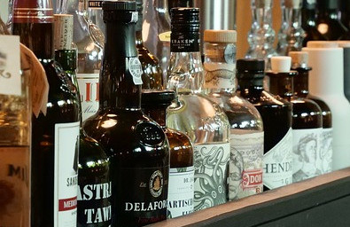Alcohol Free Drink Labels