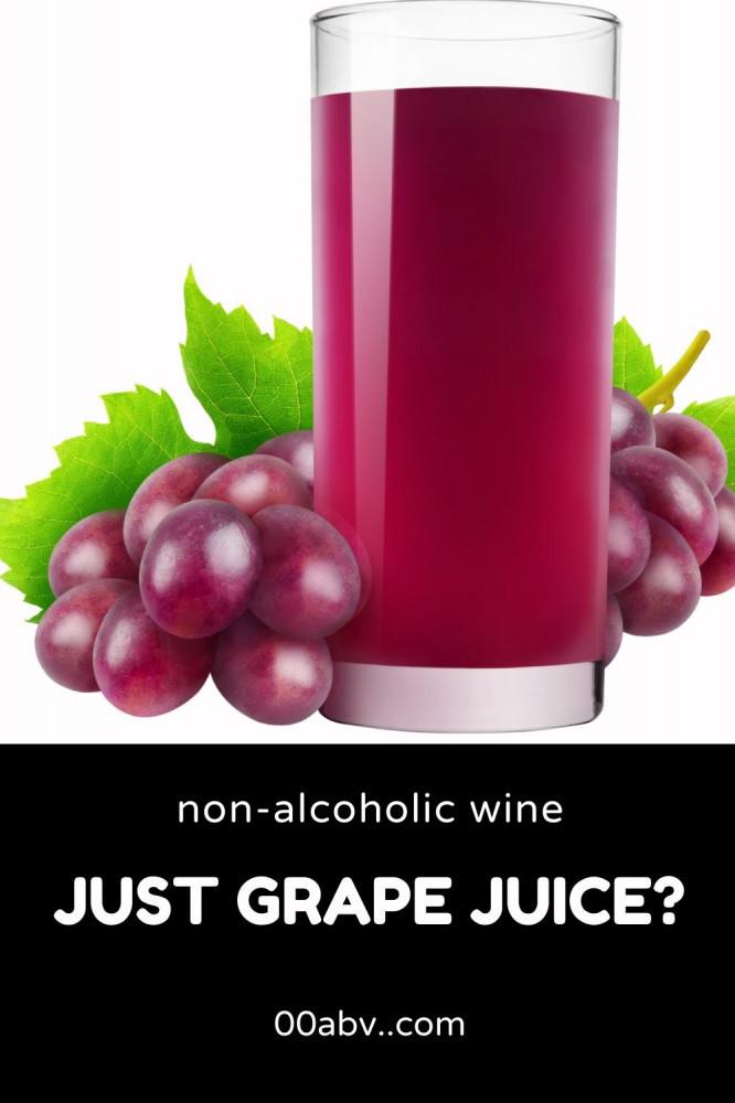 Is Alcohol-Free Wine Just Grape Juice?