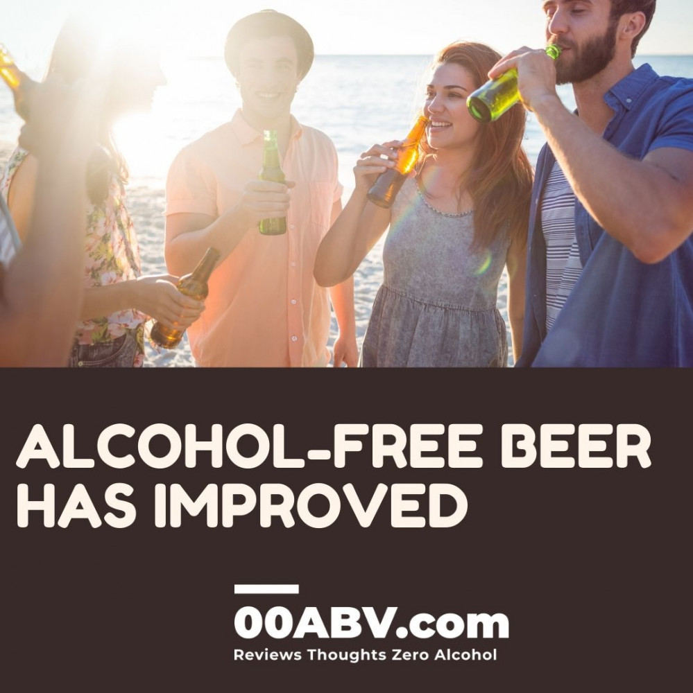 Alcohol-Free Beer has improved