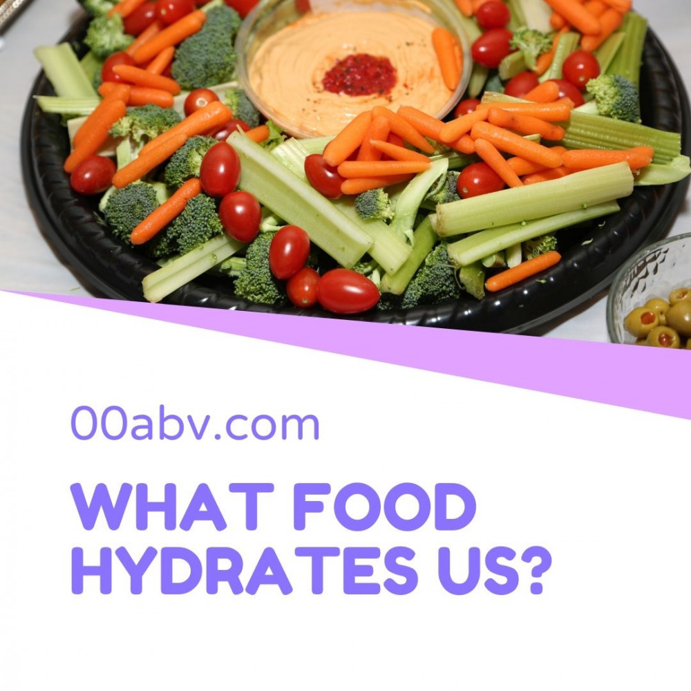 What Food Hydrates Us?