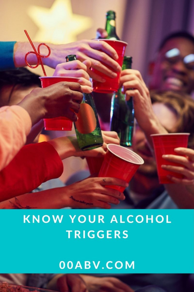 Know Your Alcohol Triggers