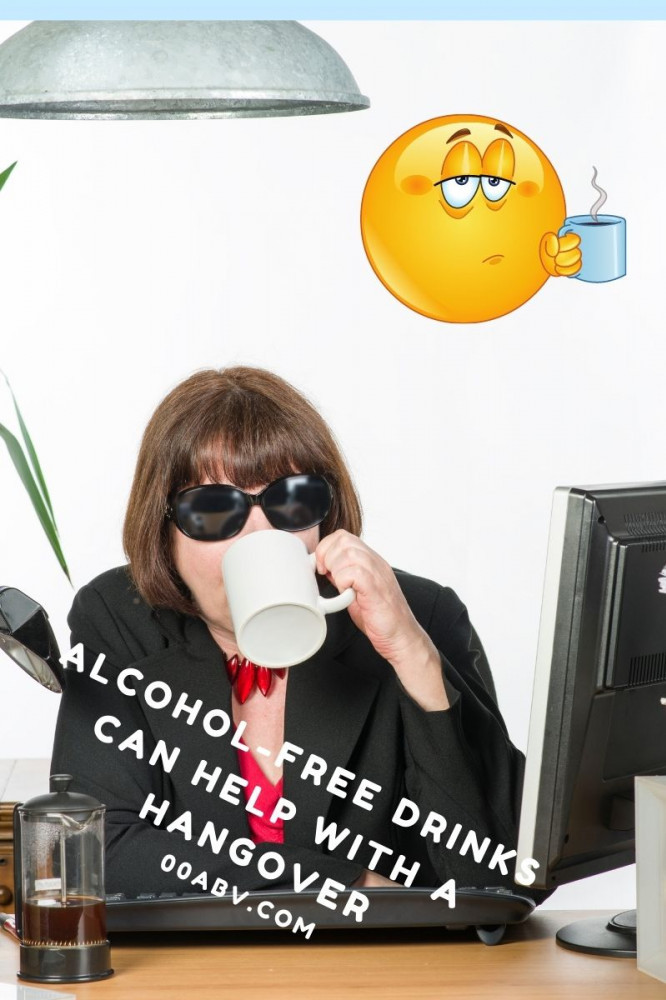 Alcohol-Free Drinks and Hangovers