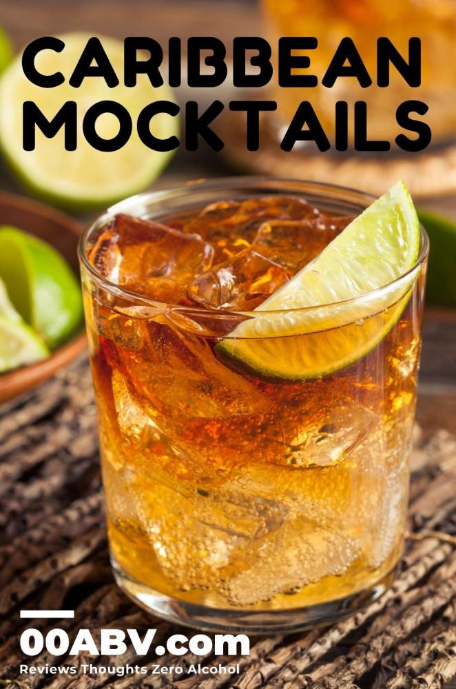 Rum Flavoured Mocktails