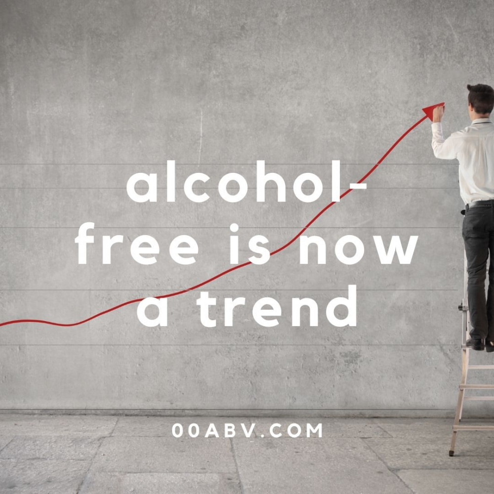 Alcohol-Free Drinks Are Now A Trend