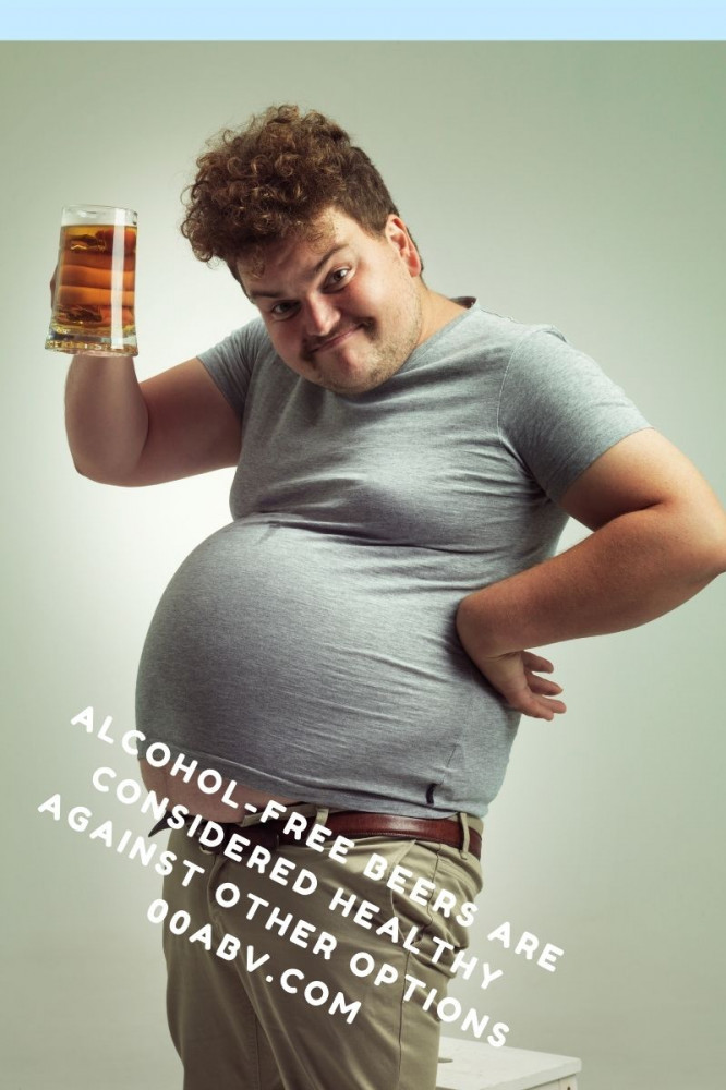 Alcohol-Free Beer are considered to be healthy overall