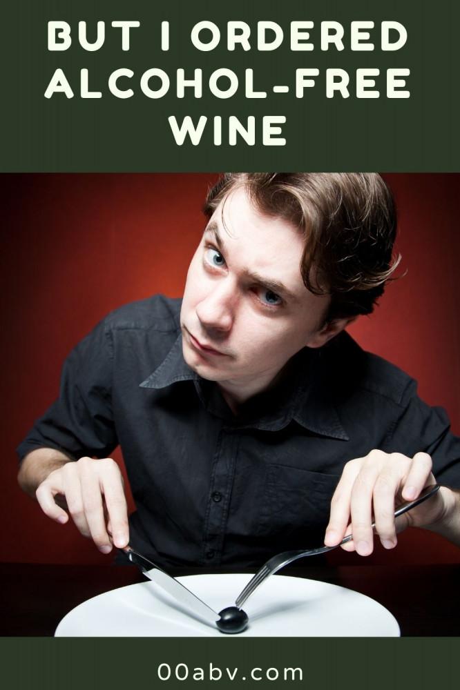 Non-Alcoholic Red Wine