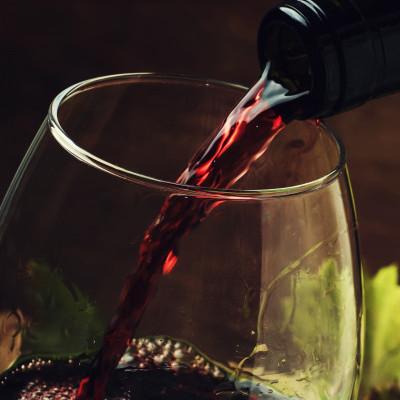 Shiraz Alcohol Free Wine