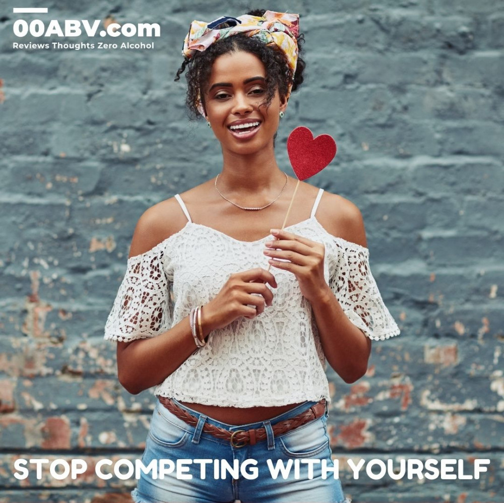 Stop Competing With Yourself