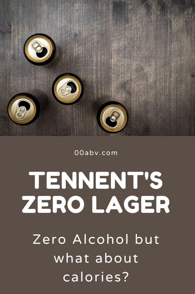 Tennent's Zero Lager