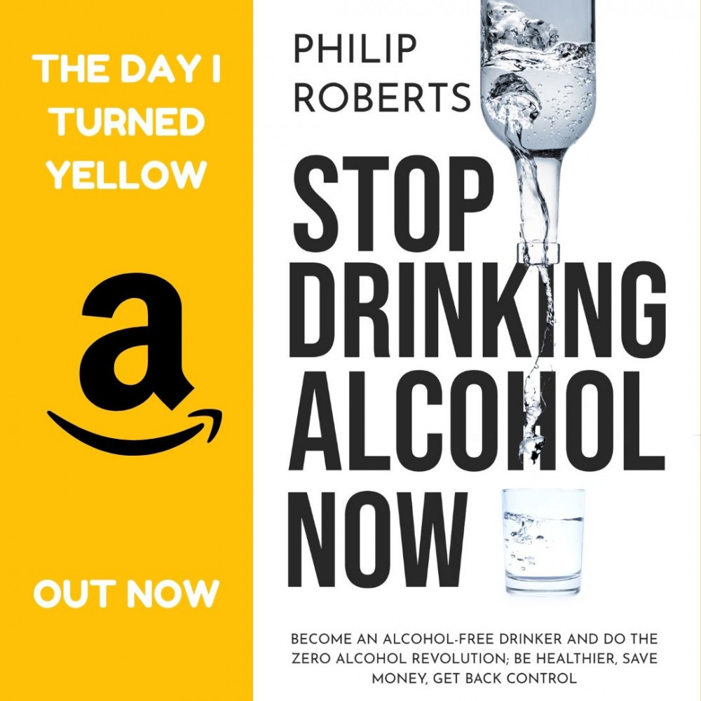 Stop Drinking Alcohol Now on Amazon Philip Roberts