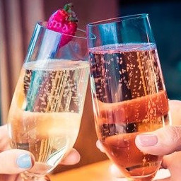 English Alcohol Free Sparkling Wine