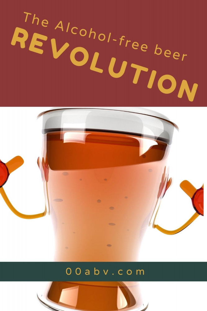 The Alcohol-Free Beer Revolution