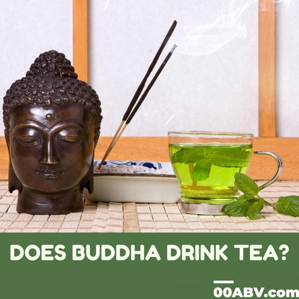 Does Buddha Drink Tea?