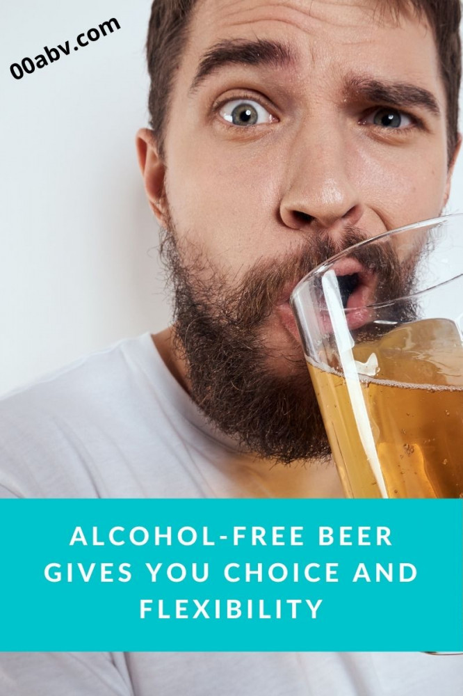 Alcohol-Free Beer Gives You Choice