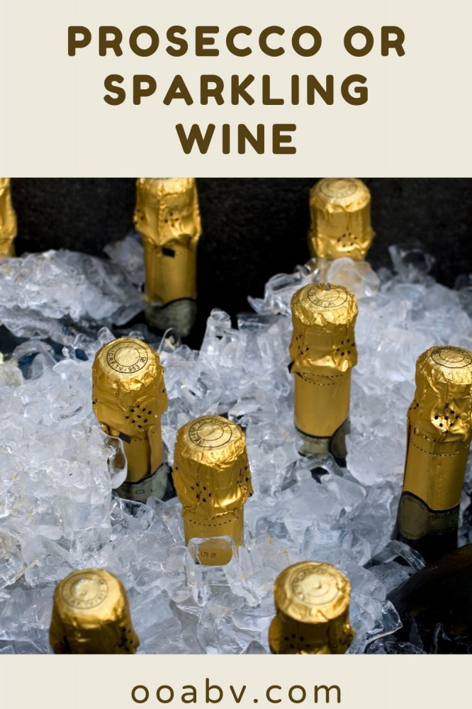 Alcohol-Free Prosecco OR Alcohol-Free Sparkling Wine