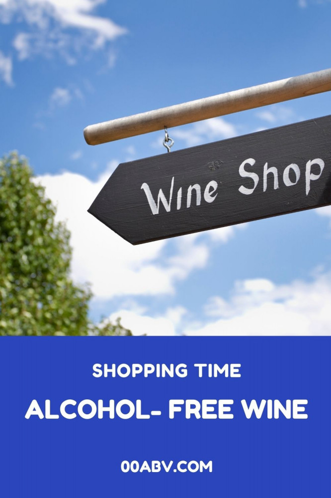 Shopping For Alcohol-Free Wine