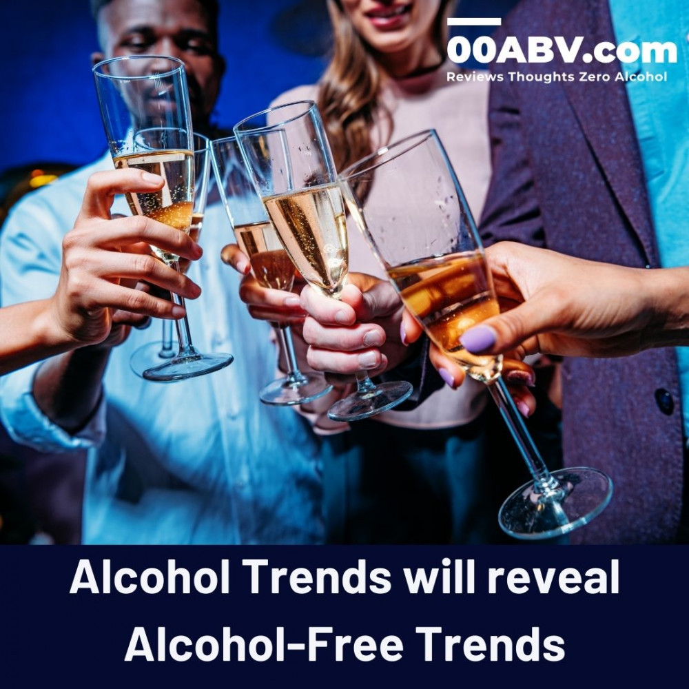 Alcohol Trends will reveal Alcohol Free Trends