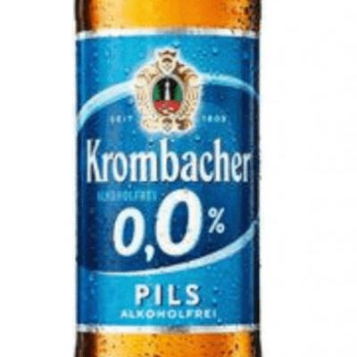 Krombacher Alcohol Free